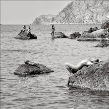 инжир / нудистские пляжи крыма.