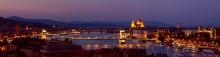 Без названия / ночной Будапешт