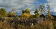 Осень в деревне / Продолжение темы