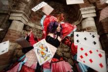 Vivaldi, 1 / косплей-съёмка по Alice in the Country of Hearts