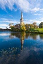 St. Alban's English Church / St. Alban's English Church http://en.wikipedia.org/wiki/St._Alban's_Church,_Copenhagen