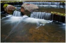 Мини-водопад / Приятного просмотра