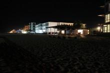 Ночной пляж / с. Затока, Одесской обл.