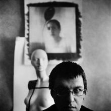 Антон (портрет с барышнями) / ..........