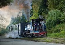Гималайская железная дорога / Вторая встреча с действующими паровозами