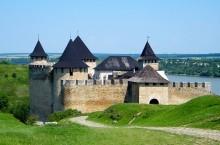 Замок в Хотине / ********