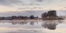 Утренее отражение / Утреннее отражение