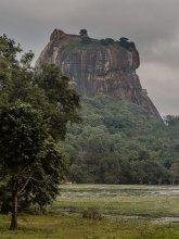 Сигирия / Шри Ланка