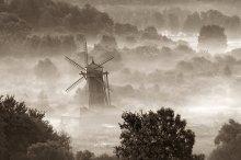 ...туман, туман, седая пелена... /