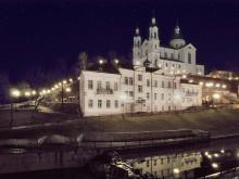 Ночной собор / в Витебске