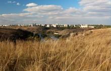 Осень. Сопротивление бесполезно, город окружен ! / Южноукраинск на Южном Буге.