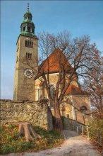 / церковь в Зальцбурге