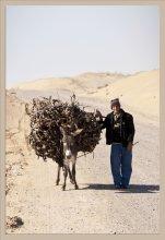 Белуджи / Глубоко в пустыне Туркменистана на границе с Ираном