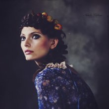 Яблоня / photo: http://soul-portrait.com/ model: Alina Birladeanu Visage: Natalia Jurihina Hair: Alina Tkachuk