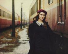Девушка в берете / soul-portrait.com модель: Ирина
