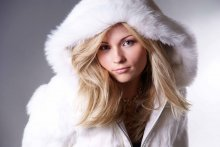 девушка-зима / снежные мечты......*****