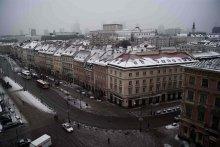 зимняя Варшава / Варшава.... начало февраля 2011