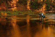 Золото для фотографа / Река Амата
