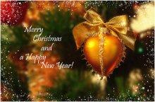С Рождеством / Поздравляю всех с Рождеством! Мира и добра!!