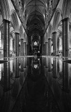 зазеркалье / Salisbury Cathedral, Wiltshire UK