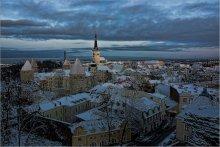 Утро... / Эстония, Таллин