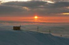 Вот и закончилась полярная ночь... / Наконец-то выглянуло долгожданное солнце...