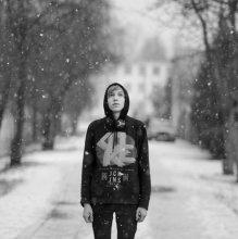 Портрет со снегом / .......