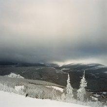 / Хорошо быть фотографом. Даже на горнолыжном курорте. ) Шпиндлерув Млын 2012
