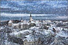 Сказочный город... / Эстония, Таллин