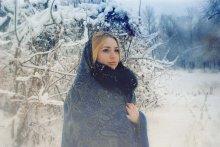 Морозко / Так давно у нас не было такого красивого снега что я просто ошалела от такого количества.)))