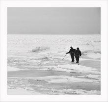 Ловцы удачи! / О Рыбаках и тонком льде.