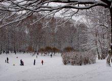 Снежный выходной... / http://www.youtube.com/watch?v=idMBw0bMWPc