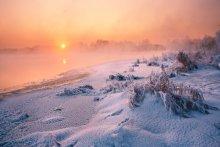 Морозное утро на Вилии / Совместная работа с Сергеем Шаховичем http://photoclub.by/author.php?id_auth=8323  что да как и в бОльшем размере в ЖЖ http://max-helloween.livejournal.com/49453.html