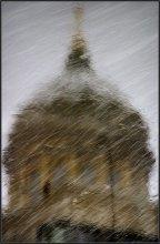 Казанский собор - 2 / Ливневый снег