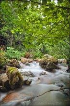 Bulgaria. Smolian. Waterfall Canyon II / Городок Смолян в болгарских родопах... Еще один вид на маршруте «каньон водопадов»