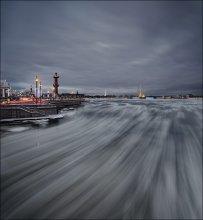 Нева. Январь / 2012-01-13 17:50 0 °C