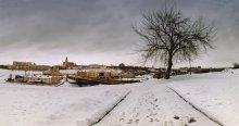 Город над Неманом / Гродно, зима 2012