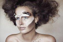 Амазонка / стиль - Алена Сотникова модель - Аня