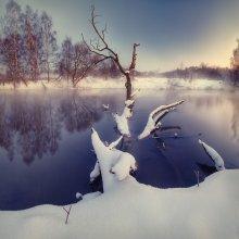 |   КАРАКАТИЦА   | / река кипела на морозе...  она же: [url=http://photoclub.by/work/324061][img]http://i1.photocentra.ru/images/council32/324061_council.jpg[/img][/url]