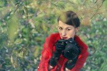 С праздником весны всех девушек с фотоаппаратом! :) / Восьмомартовский просто_портрет
