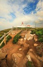 Cabo da Roca / Мыс Рока - самая западная точка Евразийского континента, находится на территории Португалии, в 40 км к западу от Лиссабона