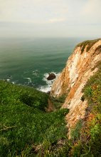 Cabo da Roca - 2 / Мыс Рока - самая западная точка Евразийского континента, находится на территории Португалии, в 40 км к западу от Лиссабона