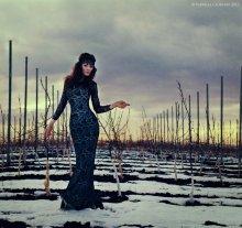 Ивушка / http://soul-portrait.com/ съемка для дизайнера одежды Дорина Мазник (Италия) визаж Наталия Журихина