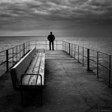 Alone... / *****