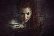 Black Widow / Модель - Гарай Вера Минск, 2012 г.  Еще несколько работ можно увидеть здесь: http://crannk.livejournal.com/103098.html