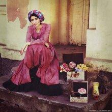 Цветочница / http://soul-portrait.com/ визаж Наталья Журихина