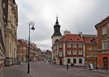 Старый город / Прогуливаясь по Варшаве.
