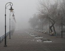 Туманная симметрия (v 2.0) / Набережная Херсон.