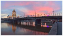 """""""УКРАИНА"""" / Сделал без подсветки моста, чтобы хоть как то баян оправдать)))"""