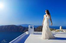 Прекрасный день / Свадьба на Санторини